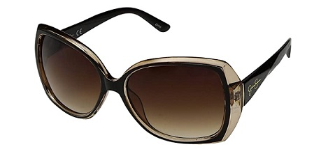 Jessica Simpson Oversized Cut Crystal classy blaque sunglasses 2020 blaque colour
