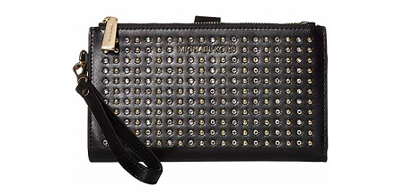 Michael Kors Jet Set classy blaque Tie clutches 2020 What To Wear- blaque colour