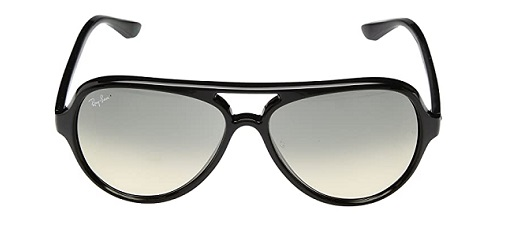Ray Ban Cats 5000 RB4125 59MM classy blaque sunglasses 2020- blaque colour