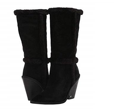 Blaque Colour Boots Winter Black True Style Taste