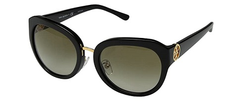Tory Burch 0TY7124 56MM classy blaque sunglasses 2020- blaque colour