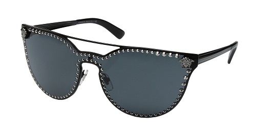 Versace VE2177 classy summer Black sunglasses- blaque colour 2018